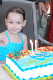 Addy's 3rd birthday party!