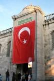 Istambul - Blue Mosque entrance