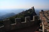 The rocks of San Marino