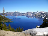 Crater Lake Afternoon