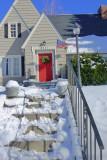 3. The Red door