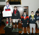 2006 Dist. 3 Class AA Section 1 Wrestling Tournament