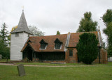 Log Church, Greensted
