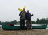 Canoeing on the Loire