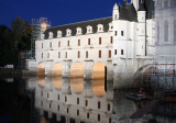 Chateau de Chenonceau at Night