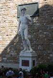 David, Piazza della Signoria, Florence