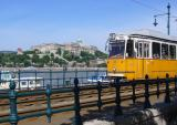 Tram & Buda Castle (CB)