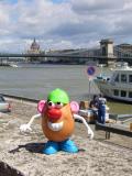 Spud on the Danube