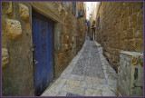 A winding alley - Acre