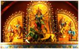 Durga Puja - South Kolkata
