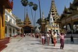 021 - Swedagon pagoda