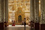 023 - Swedagon pagoda