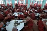 038 - Dinner in a monastery