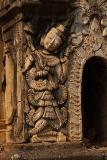 042 - Details of a crumbling Shan stupa