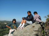Visitors from India in Fall 2008