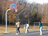 The last pickup game of 2008