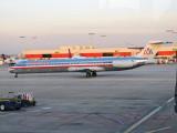 American MD-80