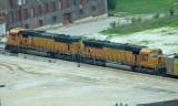 BNSF Locomotives