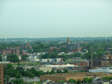 Rooftops and Spires of St Louis