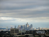 Downtown LA sequence