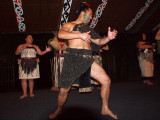 Maori experience and departure from New Zealand