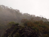 Low clouds on Maryland Heights