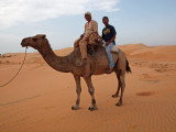 Alhaji awaits patiently - 2012 in Senegal