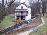 Another view of Lock 6 lockhouse