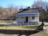 Front view of lockhouse for lock 29