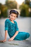 Girl - Uzbekistan