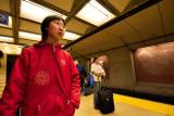 Chinese student, Berkeley BART