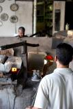 Making glass - Hebron