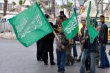 Hamas supporters - Ramallah