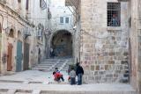 Working - Jerusalem