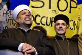 Sheikh and Priest - Bethlehem