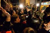 Checkpoint protest - Bethlehem