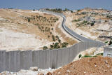 Israeli Security Wall - Jerusalem / Abu Dis