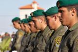 Palestinian soldiers - Ramallah