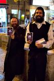 Jerusalem's Orthodox Jews