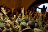 New soldiers - Jerusalem