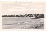 Green Harbor Beach from Brant Rock - Postmark 1946