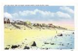 Ocean Bluff Bathing Beach - Postmark 1939