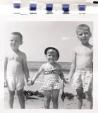 Kids at Brant Rock Beach