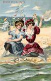 Girls on the Beach #2