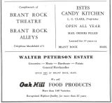 Brantm Rock Ads - 1940
