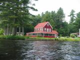 Red House in Channel