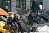 Transformers 3 Filming in Chicago