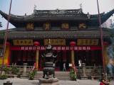 Shanghai Buddhist Temples