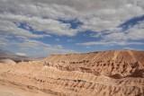 Dunes in Valle de la Muerte