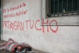 Homeless in Plazza de Mayo